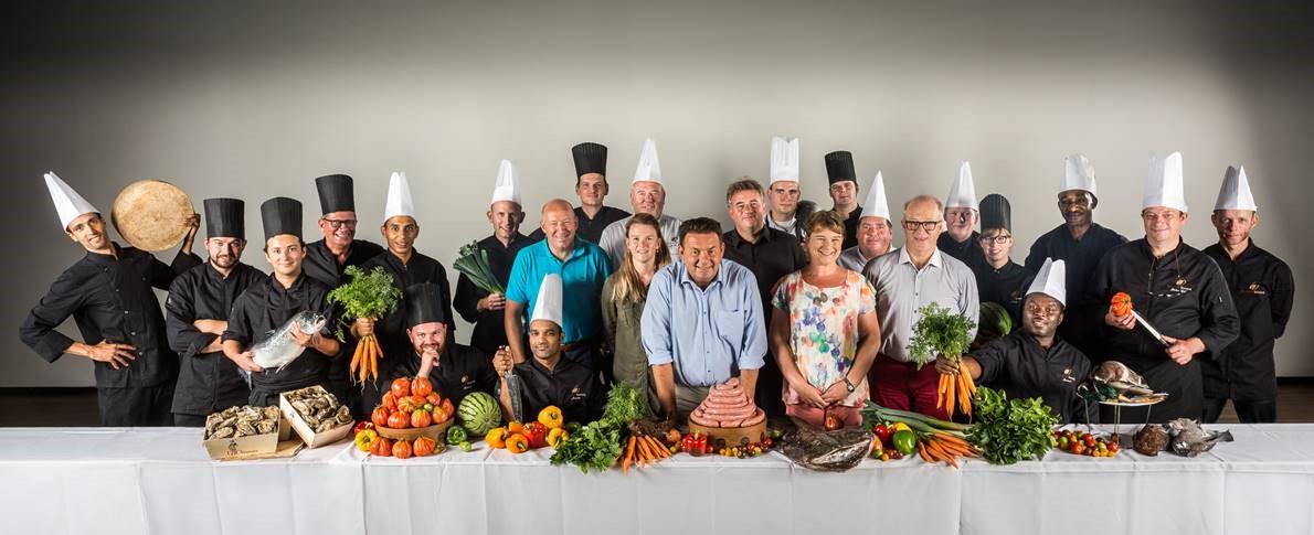 Gourmet Team!